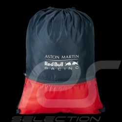 Aston Martin RedBull Racing Kordeltasche Marineblau / Rot