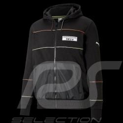 Veste Jacket Jacke Porsche 911 Puma Sweatshirt à capuche Hoodie Noir - homme