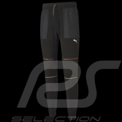 Porsche 911 pants by Puma Slim Softshell Sweatpant Black - Men
