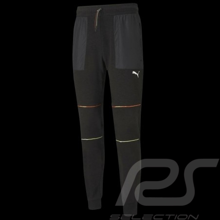 Pantalon Pants Porsche 911 Puma Slim Softshell Sweatpant Noir - homme