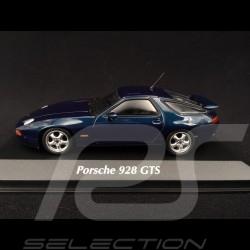 Porsche 928 GTS green metallic 1/43 Minichamps 940068102