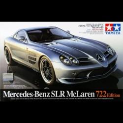 Maquette Mercedes-Benz SLR McLaren 722 Edition 1/24 Tamiya 24317