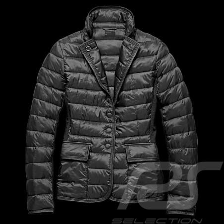 Veste Jacket Jacke Porsche Essential Collection Matelassée Noir WAP7980M0H - femme