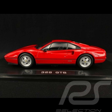 Ferrari 328 GTB 1985 Rosso corsa 1/18 KK Scale KKDC180531