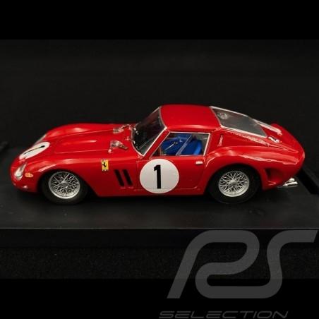 Ferrari 250 GTO Winner 1000km Paris 1962 n° 1 Rodriguez 1/43 Brumm R530