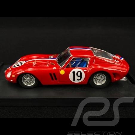Ferrari 250 GTO Winner 24h Le Mans 1962 n° 19 Noblet 1/43 Brumm R534