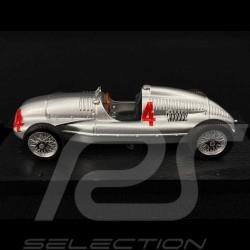 Auto Union Type D n° 4 Winner GP England Donington Park 1938 1/43 Brumm R109