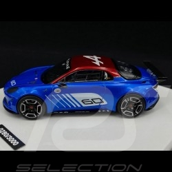Alpine A110 Celebration Dieppe 2016 1/43 Norev 7711782400