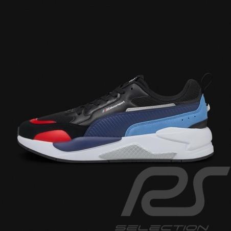 Chaussure Shoes Schuhe Sport BMW Motorsport sneaker / basket Puma MMS X-Ray 2.0 Noir/ Bleu / Rouge - homme