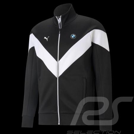 BMW M Motorsport Jacket by Puma Softshell Tracksuit White - Men