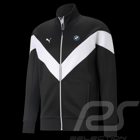Veste Jacket Jacke BMW M Motorsport Puma Softshell Tracksuit Blanc - homme
