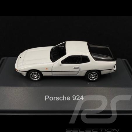 Porsche 924 blanc 1/87 Schuco 452629400
