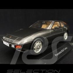 Porsche 924 Turbo 1979 gris foncé métallic 1/18 Modelcar Groupe MCG18193