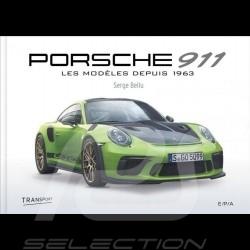 Book Porsche 911 - Les modèles depuis 1963