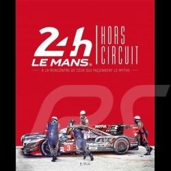 Book 24h Le Mans - Hors circuit