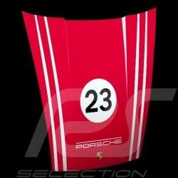 Capot Porsche 911 original Décoration murale Design 917 Salzburg WAP0503010MSFB
