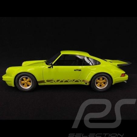 Porsche 911 Carrera RS 3.0 light green 1974 1/18 GT Spirit GT822