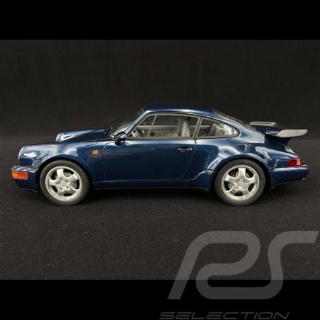 Porsche 911 Turbo 3.3 type 964 amazon green 1991 1/18 GT Spirit GT315