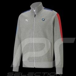 BMW M Motorsport Jacket by Puma Softshell Tracksuit Heather grey - Men