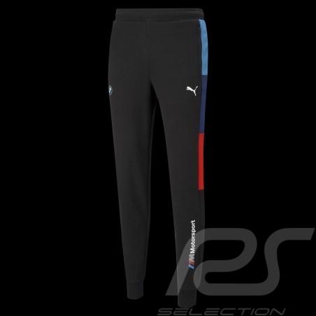 Pantalon pants hose BMW M Motorsport Puma MMS T7 Slim Softshell Tracksuit Noir - homme