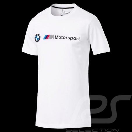BMW M Motorsport T-shirt by Puma White - Men