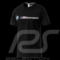 T-shirt BMW M Motorsport Puma Noir - homme