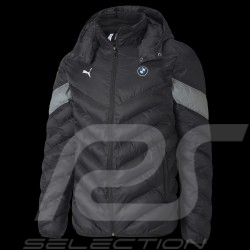 Veste Jacket Jacke BMW M Motorsport Puma MCS evoLite matelassée Noir - homme