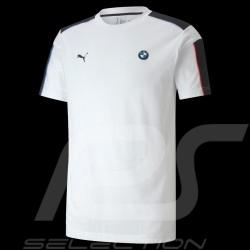 BMW M Motorsport T7 T-shirt by Puma White - Men