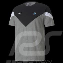 T-shirt BMW M Motorsport Puma MCS Gris - homme