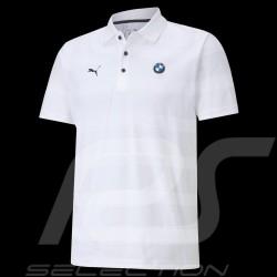 BMW M Motorsport Polo-shirt by Puma Weiß - Herren