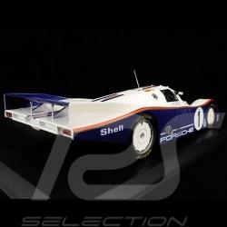 Porsche 962 C winner Le Mans 1986 n° 1 Rothmans 1/18 Norev 187400