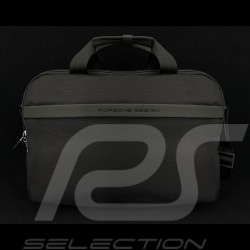 Porsche Laptoptasche / Briefbag Casual 44 cm Schwarz Porsche Design 4046901912512