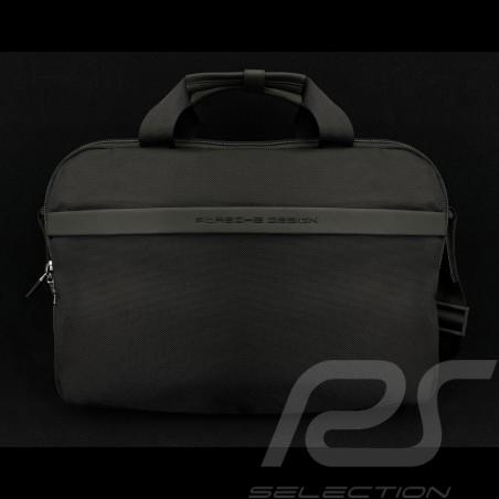 Porsche Laptoptasche / Briefbag Casual 44 cm Schwarz Porsche Design 4046901912512