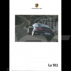Porsche Brochure La 911 type 997 phase 2 11/2009 in french WSLC1101000130