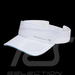 Porsche visor hat Sport collection Cool & Dry White / Turquoise WAP5410020M0SP