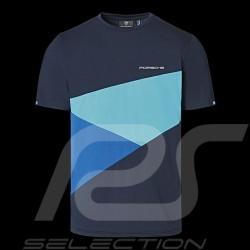 Porsche T-shirt Sport Collection Blue WAP535M0SP - Men