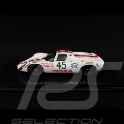 Porsche 910 n° 45 24h Le Mans 1968 1/43 Spark S4686