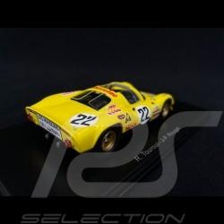Porsche 910 n° 22 Le Mans 1973 1/43 Spark S4687
