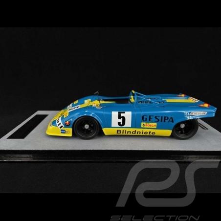 Porsche 917 Spider n° 5 1000km of Paris 1971 1/18 Tecnomodel TM18-135B
