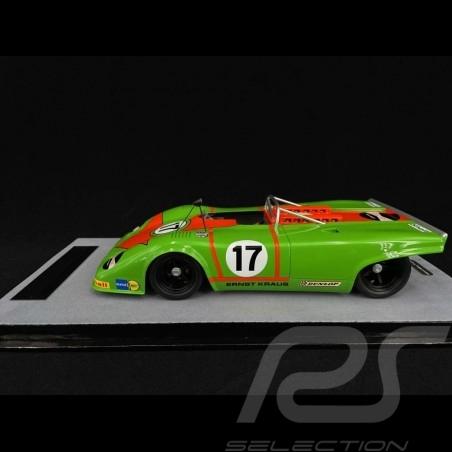 Porsche 917 Spider n° 17 Team Bohre Interserie Silverstone 1972 1/18 Tecnomodel TM18-135D