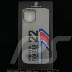 "Porsche coque iPhone 12 Pro Max (6.7"") Martini Racing Polycarbonate WAP0300160MSOC"