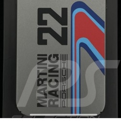 "Porsche hard case for iPhone 12 Pro Max (6.7"") Martini Racing Polycarbonate WAP0300160MSOC"