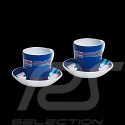 Set of 2 Porsche expresso cups crest WAP0506080MESP