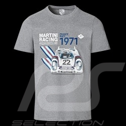 T-shirt Porsche 917 KH n° 22 Martini Racing Boîte collector Edition n° 20 WAP558M0MR - mixte
