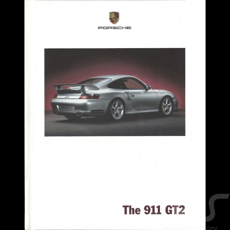 Porsche Brochure The 911 type 996 GT2 08/2001 in english WVK20232002