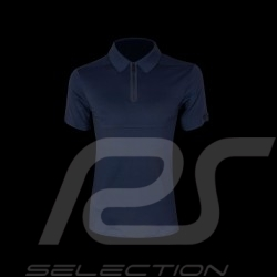 Porsche Design Polo shirt Performance Navy blue Cool Jade 2.0 Porsche Design Active - men