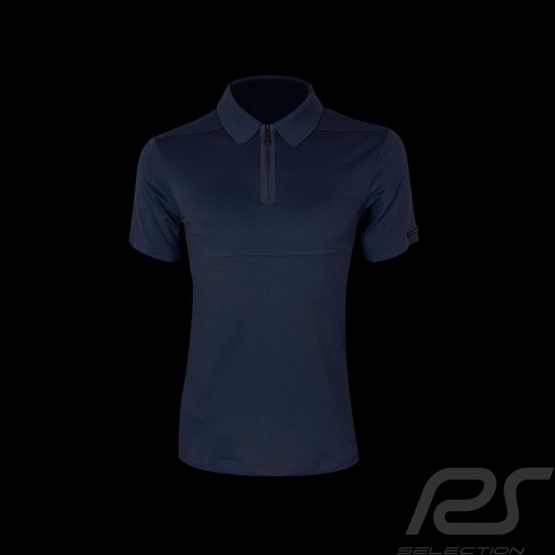 Porsche Design Polo shirt Performance Navy blue Cool Jade 2.0 Porsche Design Active - men