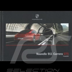 Porsche Broschüre Nouvelle 911 type 991 Carrera GTS L'essentiel 10/2014 in Französisch WSLM1501000130