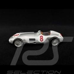 Mercedes Benz W196 n° 8 Winner GP Zaandvort 1955 1/43 Brumm R072