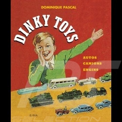 Book Dinky Toys - Autos Camions Engins